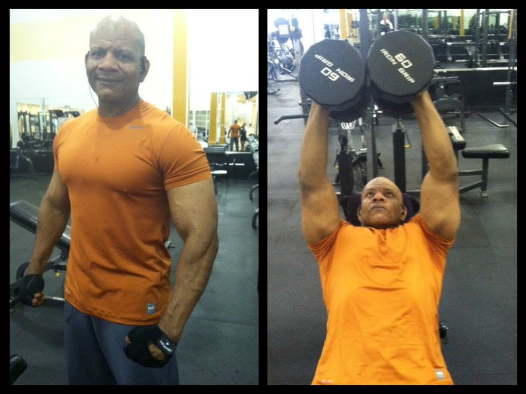 RF KUDOS: Industry Vet Fred Williams' Major Work Out Transformation (pics) 2