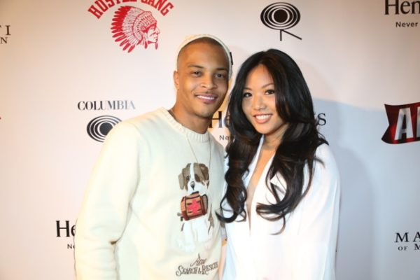 T.I. and artist and Book of Kings fetaure Sue Tsai