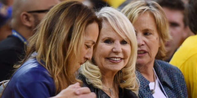 Clippers Co-Owner Shelly Sterling Welcomes CEO Search