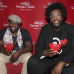 WHAT IS KELLOGG'S RECHARGE BAR and WHY DID THE ROOTS PERFORM THERE? 2
