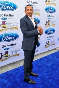 Steve Harvey's Neighborhood Awards Brings Out The Stars [PICS] 6