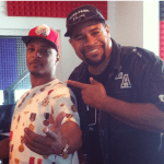 T.I. Kicks Off The Day With The Nationally Syndicated Russ Parr Morning Show  [PICS] 1