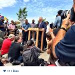 Rickey Smiley Morning Show Represents In Ferguson [PICS] 2
