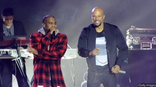 Common, Kanye, and The AAHH Festival Breathes Life into Chicago 3