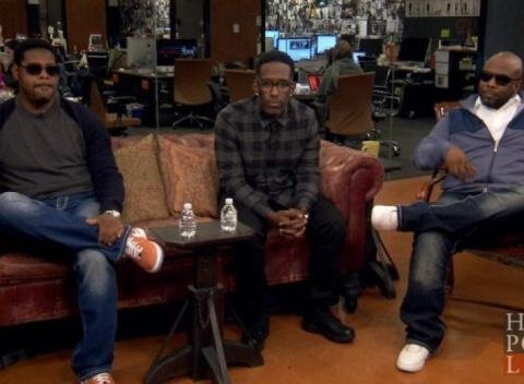 Boyz II Men come clean about Former 4th Member 1