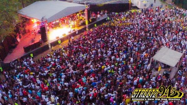"""""""Streetz 94.5 presents the biggest outdoor concert of the Spring, StreetzFest 2k15"""""""