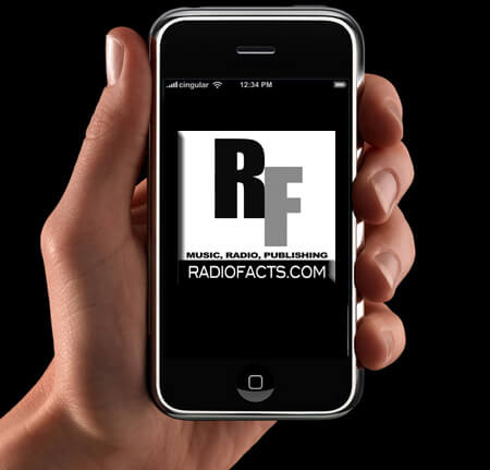 RadioFacts iTunes and Android Apps Available