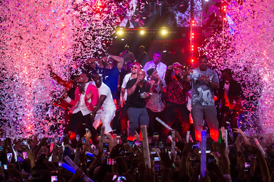Chris Brown's Fight After Party Was of Epic Proportions 4