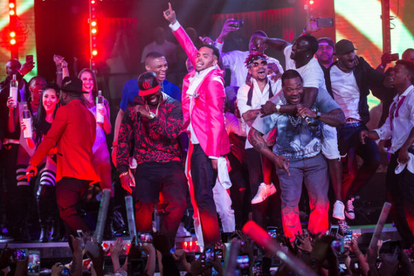 Chris Brown's Fight After Party Was of Epic Proportions 1
