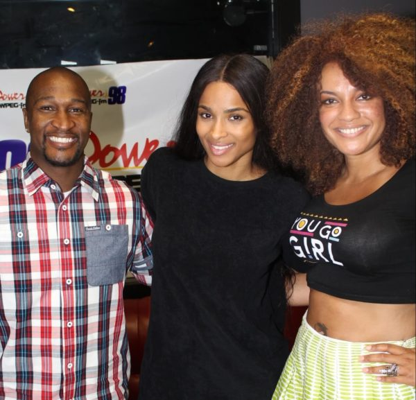 Ciara Takes Twitter Questions and More in the Morning Madhouse