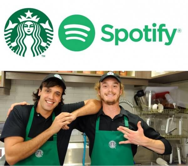 Starbucks and Spotify Usher in Unique Partnership