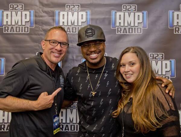Ne-yo headlined Amplify 2015 at Barclays center. 92.3 amp radio