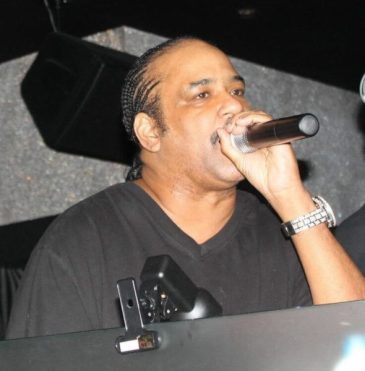 Sugar Hill records Joey Robinson son of the late Sylvia Robinson