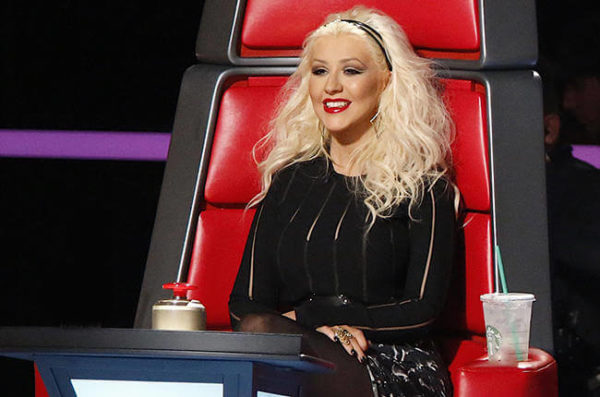 Christina Aguilera Signs on to Teach MasterClass