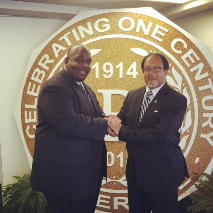 Phi Beta Sigma Fraternity, Inc Plays Significant Role in Million Man March