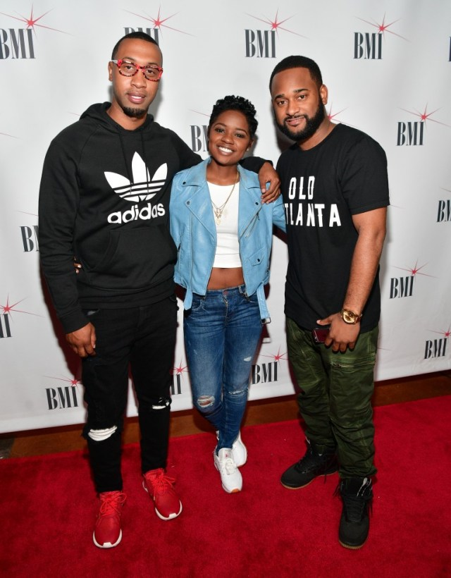 ATLANTA'S RISING STARS OF R&B/HIP-HOP BROUGHT THE HOUSE DOWN AT THE BMI URBAN SHOWCASE  HOSTED BY EMPIRE STAR BRE-Z AT TERMINAL WEST 14