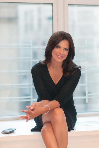 """Soledad O'Brien to host Hearst Television's """"Matter of Fact"""" (photo: copyright Starfish Media Group) (PRNewsFoto/Hearst Television)"""