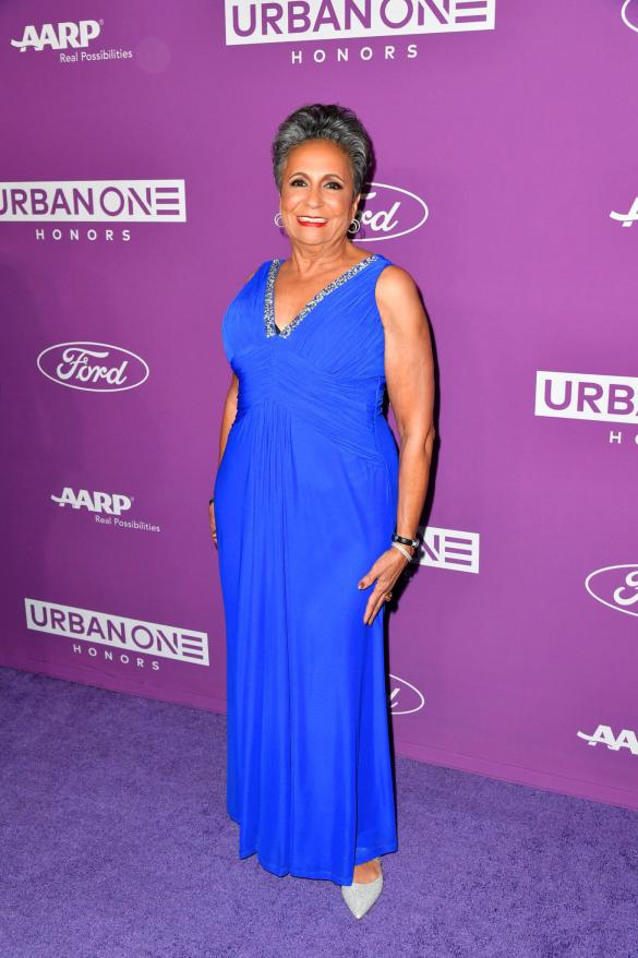 Urban One Founder & Chair Cathy Hughes at the URBAN ONE HONORS on Thursday, December 5, 2019 in Oxon Hill, MD at the MGM National Harbor.