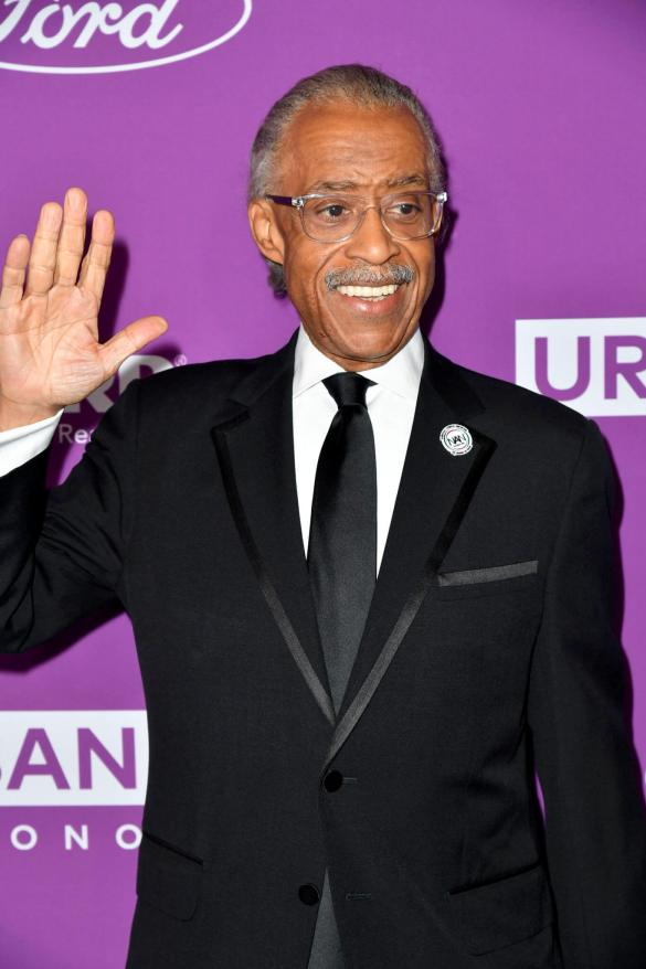 Reverend Al Sharpton at the URBAN ONE HONORS on Thursday, December 5, 2019 in Oxon Hill, MD at the MGM National Harbor.