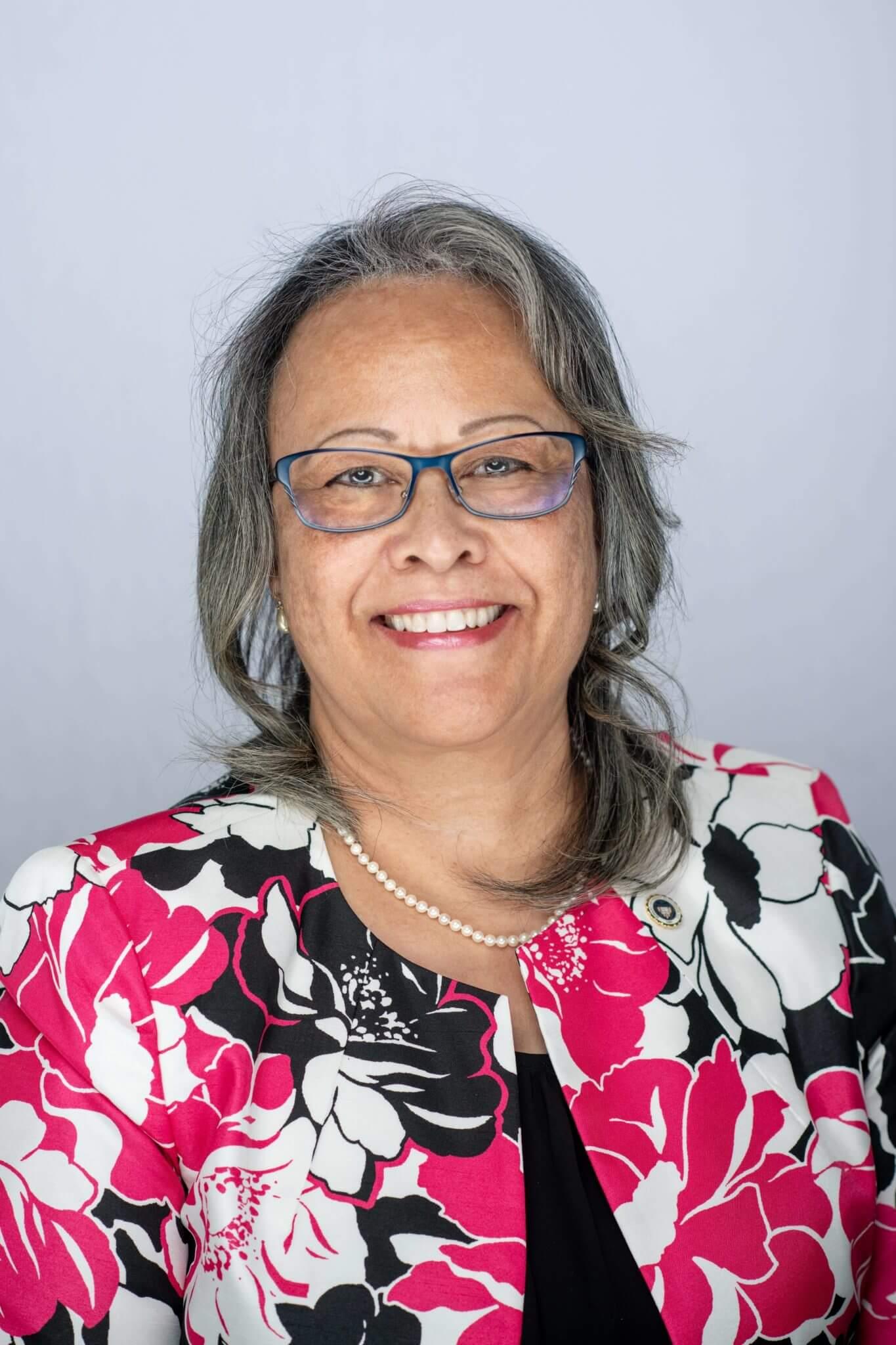 Mrs LaRue V Barkwell of Howard University - Capstone Distinguished Service Award: 2019 - by JKnight_-.jpg