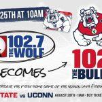 iHeartMedia Fresno Announces the Debut of 102.7 The Bulldog