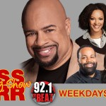 """iHeartMedia Norfolk's 92.1 The Beat Welcomes the New """"The Russ Parr Morning Show"""""""