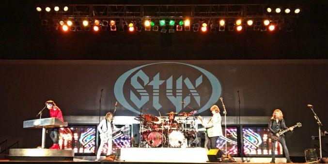 Styx - Live 2017