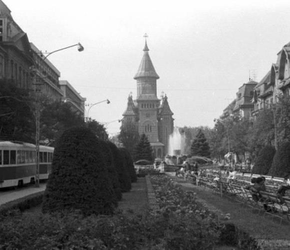 Timisoara - anii '70