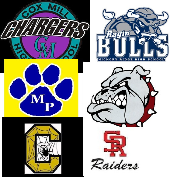 week 5 logos