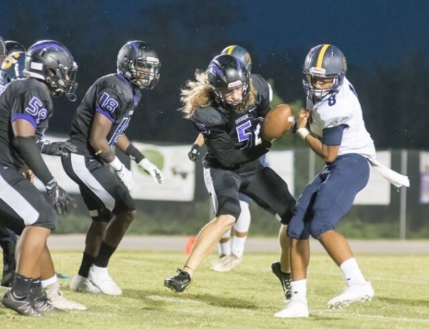 South Iredell vs Cox Mill