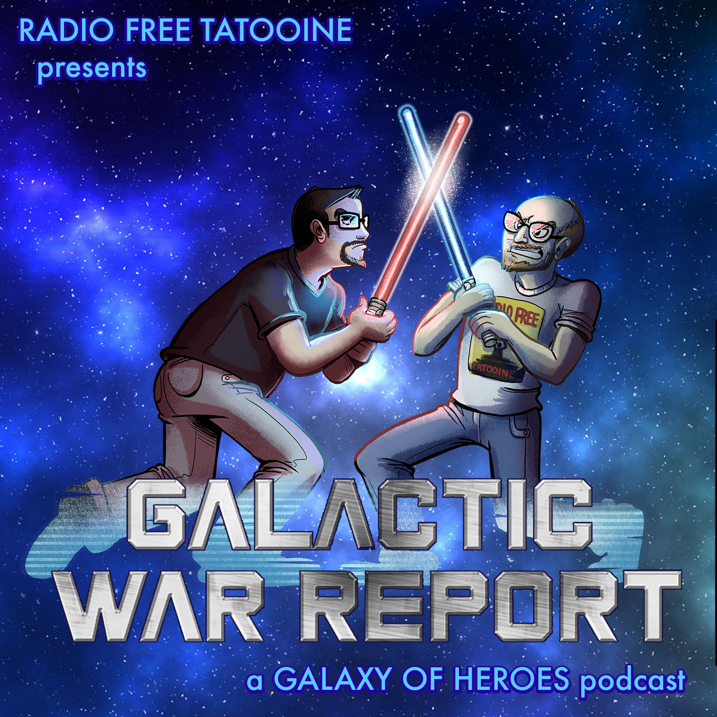 Galactic War Room Radio Free Tatooine
