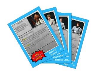 Rebel Mod Cards