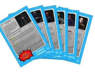 Sith Mod Cards