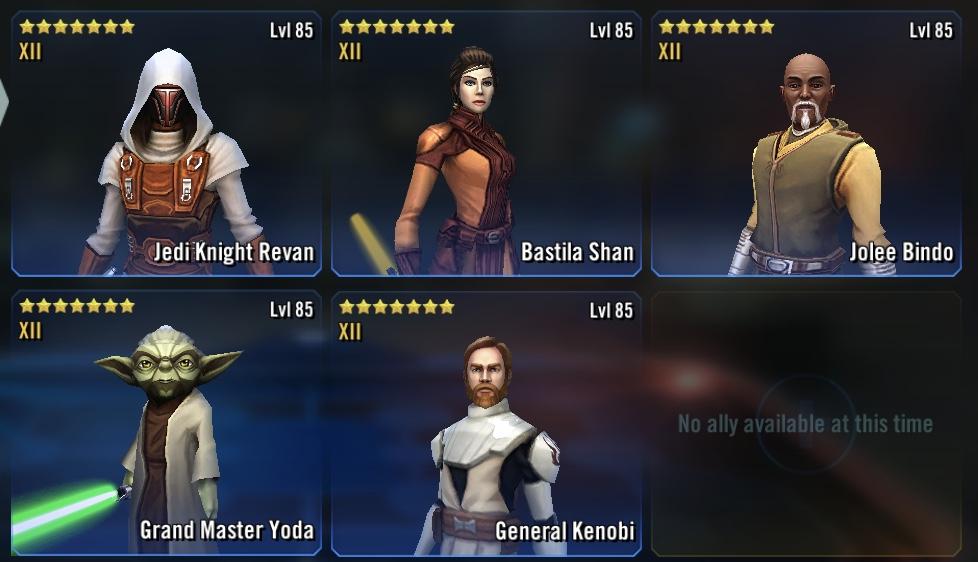 Galaxy of Heroes – Radio Free Tatooine
