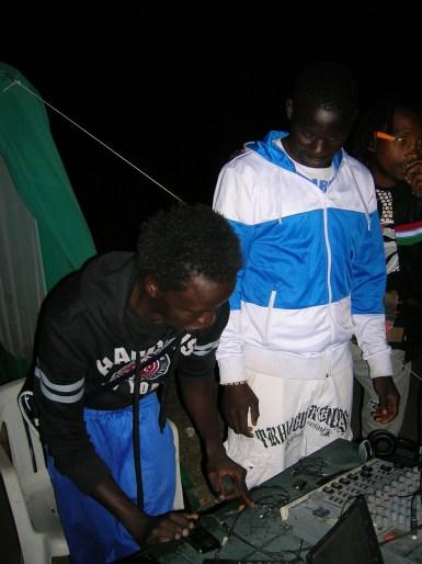La festa di Radio Ghetto. 2012