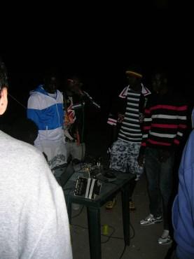 I DJ della festa. 2012
