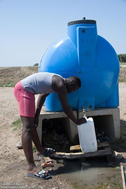 Acqua potabile. 2014
