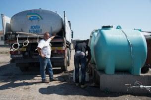 Rifornimento di acqua potabile. 2014