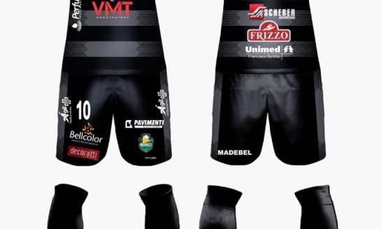Futsal: Marreco apresenta novos uniformes