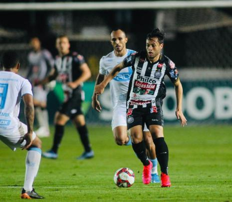 SérieB: empate ruim para Operário e Londrina