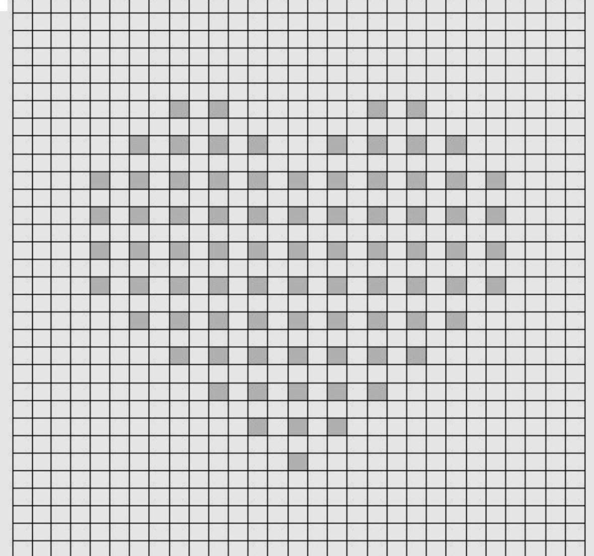 Tre semplici schemi per punto bubble alluncinetto