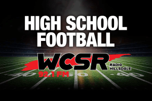 High School Football on WCSR