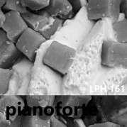 LPH 161 – Pianoforte (1978-2007) [CD: Lucky Psychic Hut, 2018; #161]