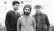 """""""Trio Monsieur Doumani"""" Aufnahmen vom 8. Juli im Rahmen des Rudolstadt Festivals 2018 aus dem Theater im Stadthaus"""