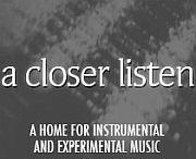 A Closer Listen: Fall Music Preview ~ Electronic