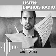 """Xavi Torres""  12 points Festival  25-09-2019 Live at Bimhuis"