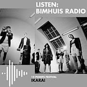 """Ikarai"" 12 points festival  28.09.2019 Live at Bimhuis"