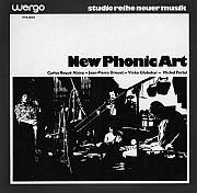 "My Favorite Discs: ""New Phonic Art"" Mit Nina Polaschegg"
