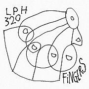 Lucky LPH 320 – Fingers (1935-2007)