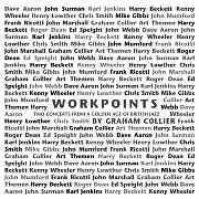 Cuneiform:  Graham Collier – Workpoints / Dieses Wochenende für Seven